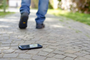 How to minimize risk from lost mobile devices