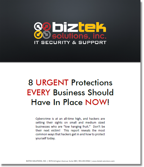 Free Cyber Security Executive Report