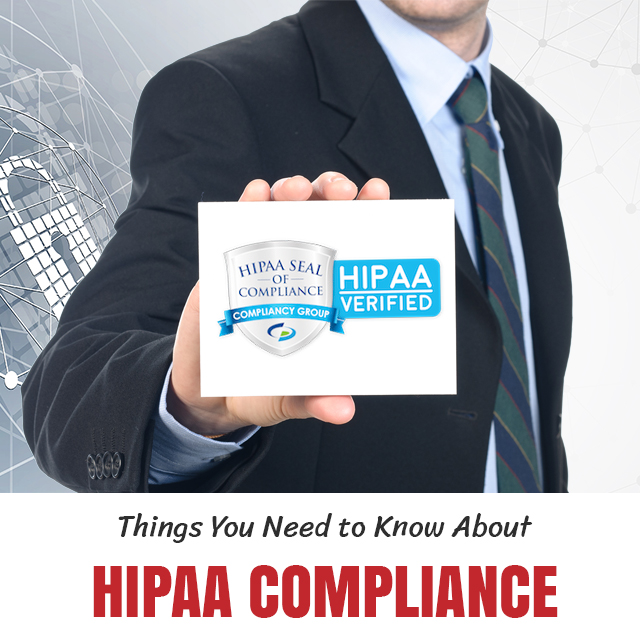 Things You Need to Know About HIPAA Compliance