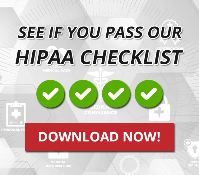 HIPAA Checklist - Download Now