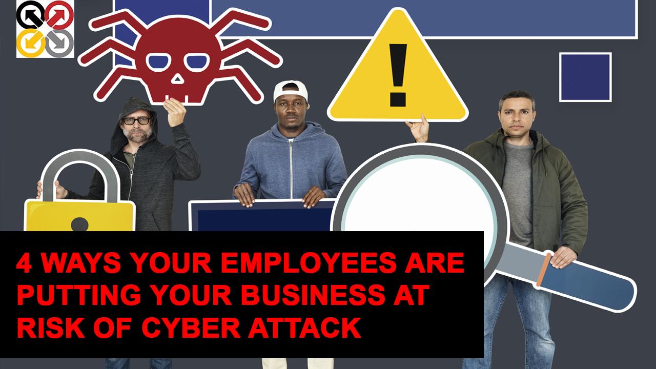 Employee Cyber Attack Risk